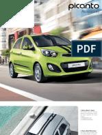 Catalogue Accessoires Picanto 201202