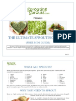 Sprouting Free Mini Guide