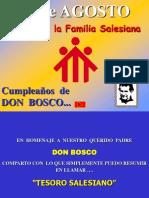 Tesoro Salesiano