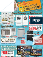 Cullens Lakehome and Cabin Event