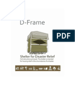 D-Frame for Disaster Relief