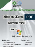 Projet VPN (Virtual Private Network)