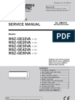 Mitsubishi Electric - Service Manual OBH515