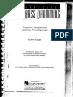 (Drum Book) Progressive Double Bass Drumming