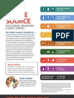 Facility Solutions Catalog