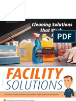 Facility Solutions Flyer