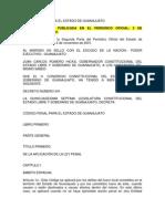 Codigo Penal Guanajuato