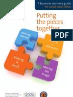 Business Planning Guide for Social Enterprise