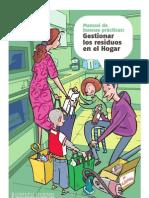 Manual de buenas prácticas - Gestionar los residuos en el hogar