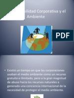 Responsabilidad Corporativa y El Ambiente