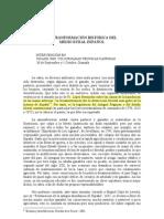 RODRIGO MORA (2009) La transformación histórica del medio rural español