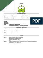 Cara Buat Resume Untuk Lepasan Spm   Resume for You