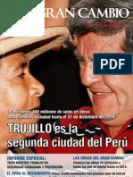 Revista El Gran Cambio de Trujillo
