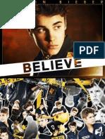 Digital Booklet - Believe _Deluxe Edition
