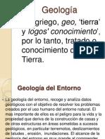 Clase de Geologia 2011