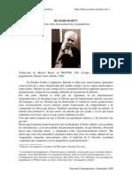 RORTY - Notas Sobre Desconstrucción y Pragmatismo