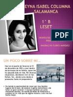 Reyna Isabel - Portafolio