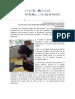 El hipertexto en la Literatura Hispanoamericana, una experiencia didáctica