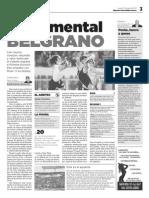 26 de junio de 2011 - Página 3 - Podio - La Mañana de Córdoba - Ascenso de Belgrano