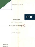 1980 - Informe de Cruz Roja