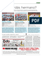 26 de junio de 2011 - Página 8 - Podio - La Mañana de Córdoba - Ascenso de Belgrano