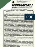 1984 - FEDEFAM - Hasta Encontrarlos