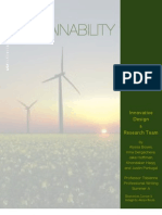 USF Sustainability-June 2012