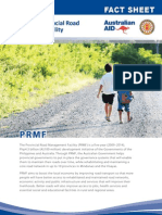PRMF Factsheet 1 PRMF 2012 April