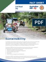 PRMF Factsheet 7 Sustainability 2012 April