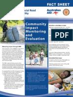 PRMF Factsheet 8 CIME 2012 February