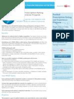 RateADrug.com PreMed Internship & Scholarship Program