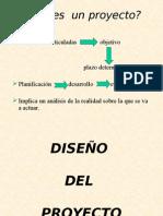 Como diseñar un proyecto