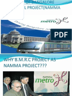 16471683 Bangalore Metro Rail Project