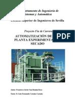 39884835 Proyecto Automatizacion de Una Planta Experimental de Secado