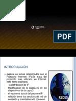 Unfv -Cap08- Fundamentos de Enrutamiento y Subredes