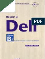Réussir le DELF Niveau B2