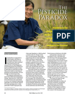 RT Vol. 7, No. 1 The pesticide paradox