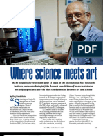 RT Vol. 6, No. 4 Where science meets art