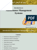 maintenence management-100926071702-phpapp02