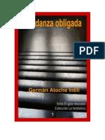 Edita El gato descalzo e-book 1. Mudanza obligada. Germán Atoche Intili (Colección Lo fantástico)