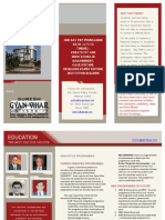 Fdp at Gyan Vihar University Brochure