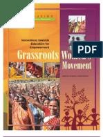 The Mahila Samakhya Movement