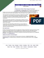 DEHA; Hydrazine Replacement Boiler Water Oxygen Scavenger