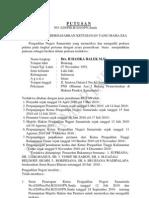 620 Pid.b 2010 Pn.smda-korupsi