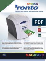 Catalogo Impresora de Tarjetas Magicard Pronto