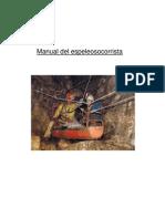 Manual Espeleosocorro Suizo