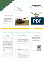 Task 1- Army Information Leaflet