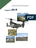 3Appendix B:Exhaust and Downwash Technical Memoranda