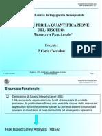 Corso 2011 12 Mod 1 F Sicurezza Funzionale