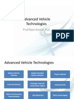 Advanced Vehicle Technologies Final